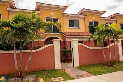 3504 NW 29th Pl UNIT 3504, Lauderdale Lakes, FL 33311 - #: H10755713