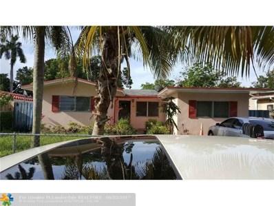 120 NE 16th Ct, Fort Lauderdale, FL 33305 - #: F10073479