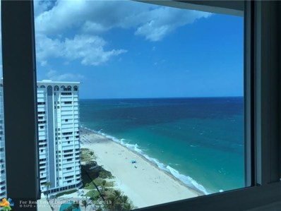 1360 S Ocean Blvd UNIT 2308, Pompano Beach, FL 33062 - #: F10082570