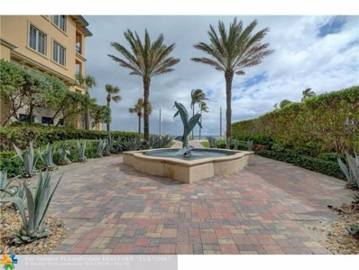 3501 N Ocean Dr UNIT 6C, Hollywood, FL 33019 - #: F10094359