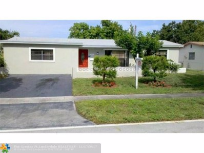 3930 NW 34th Ter, Lauderdale Lakes, FL 33309 - #: F10094601