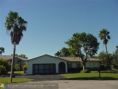 10920 NW 24th St, Coral Springs, FL 33065 - #: F10099418