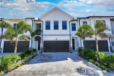4430 SW 32 UNIT 51, Fort Lauderdale, FL 33312 - #: F10103532