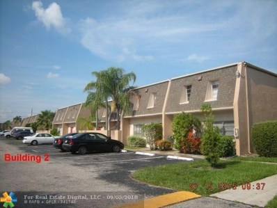 3310 Quail Close UNIT 24, Pompano Beach, FL 33064 - #: F10105140