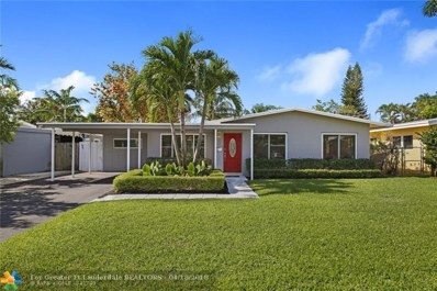 1548 NE 37th St, Oakland Park, FL 33334 - #: F10118121