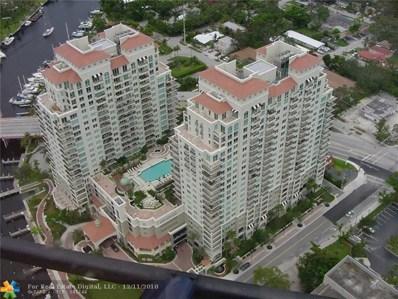 610 W Las Olas Bl UNIT 1711N, Fort Lauderdale, FL 33312 - #: F10121909