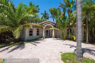 743 NE 17th Ct, Fort Lauderdale, FL 33305 - #: F10122612