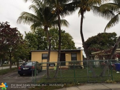 2799 NW 7th St, Fort Lauderdale, FL 33311 - #: F10123310