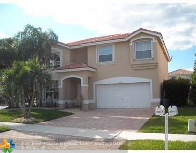2351 NW 138TH Dr, Sunrise, FL 33323 - #: F10124613