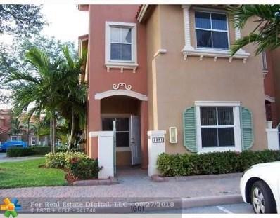 2291 Anchor Ct UNIT 1601, Fort Lauderdale, FL 33312 - #: F10124747