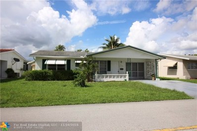 4914 NW 55th Ct, Tamarac, FL 33319 - #: F10127009