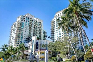 610 W Las Olas Blvd UNIT 2116N, Fort Lauderdale, FL 33312 - #: F10127260