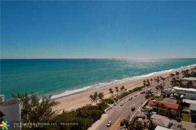 1901 N Ocean Blvd UNIT S-16C, Fort Lauderdale, FL 33305 - #: F10128624