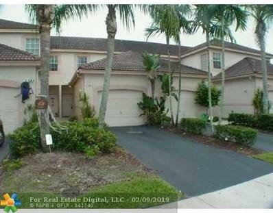 1341 Sorrento Dr UNIT 1341, Weston, FL 33326 - #: F10128639