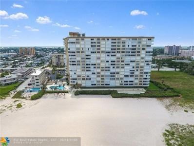 1012 N Ocean Blvd UNIT 208, Pompano Beach, FL 33062 - #: F10128768
