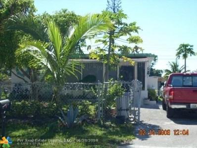 2444 NW 6th Ct, Pompano Beach, FL 33069 - #: F10129603