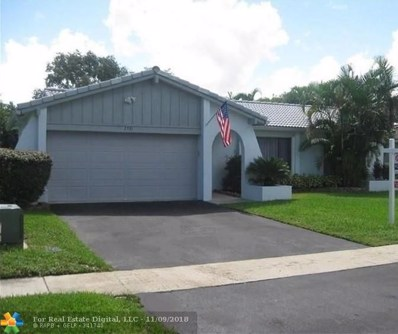 2531 NW 98th Ter, Coral Springs, FL 33065 - #: F10129928
