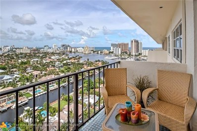 2500 E Las Olas Bl UNIT PH 8, Fort Lauderdale, FL 33301 - #: F10131420