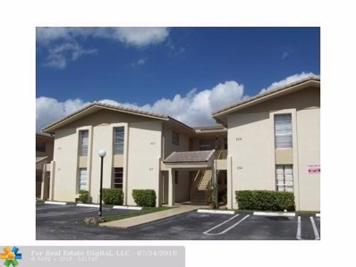 11101 Royal Palm Blvd UNIT 219, Coral Springs, FL 33065 - #: F10131609