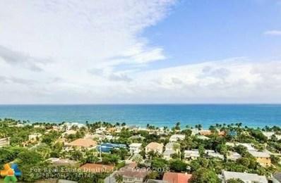 3015 N Ocean Blvd UNIT 5G, Fort Lauderdale, FL 33308 - #: F10132928