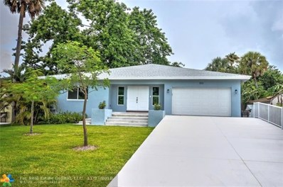 1313 SW 19th Ave, Fort Lauderdale, FL 33312 - #: F10133591