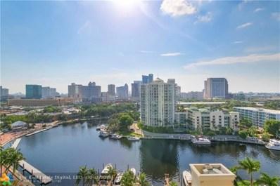 610 W Las Olas Blvd UNIT 1318N, Fort Lauderdale, FL 33312 - #: F10133692