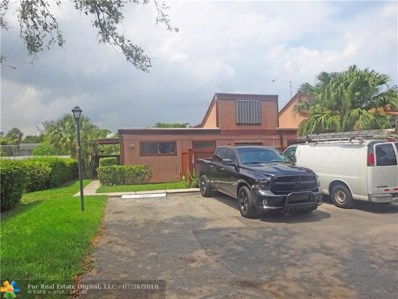 1745 NW 72nd Ave UNIT 1745, Plantation, FL 33313 - #: F10133855