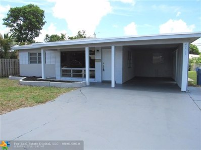 4711 NE 5th Ave, Oakland Park, FL 33334 - #: F10134700
