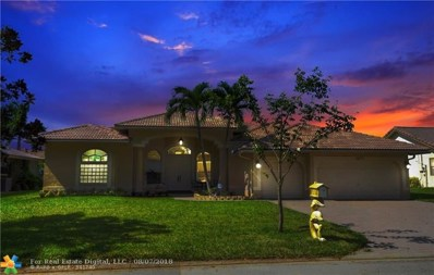 10771 NW 21st Pl, Coral Springs, FL 33071 - #: F10135221