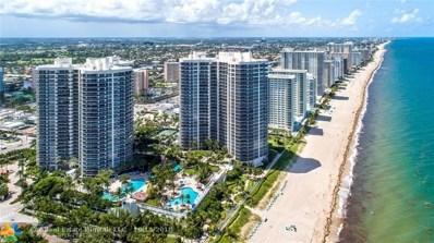 3200 N Ocean Blvd UNIT 806, Fort Lauderdale, FL 33308 - #: F10136015