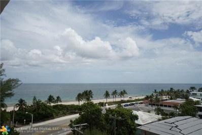 1901 N Ocean Blvd UNIT 6B, Fort Lauderdale, FL 33305 - #: F10136044