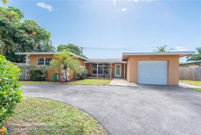 4601 NE 18th Ter, Fort Lauderdale, FL 33308 - #: F10137040