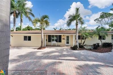2195 NE 55th Ct, Fort Lauderdale, FL 33308 - #: F10138349