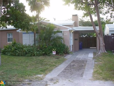 1233 NE 13th Ave, Fort Lauderdale, FL 33304 - #: F10140199