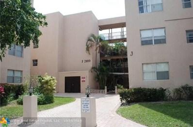 2800 Somerset Dr UNIT 306J, Lauderdale Lakes, FL 33311 - #: F10140285