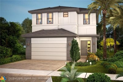 4952 Whispering Way, Dania Beach, FL 33312 - #: F10140715