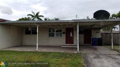3600 SW 22nd St, Fort Lauderdale, FL 33312 - #: F10141106