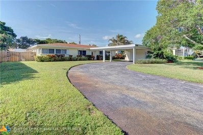 2100 NE 27th Ct, Lighthouse Point, FL 33064 - #: F10141500