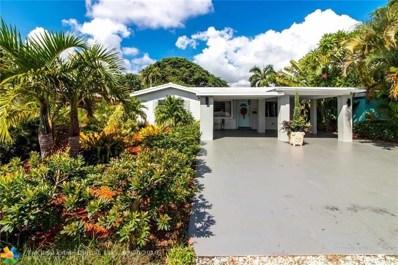 1421 NE 5th Ave, Fort Lauderdale, FL 33304 - #: F10141505
