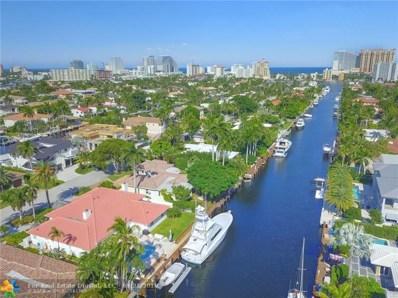 34 Pelican Dr, Fort Lauderdale, FL 33301 - #: F10142163