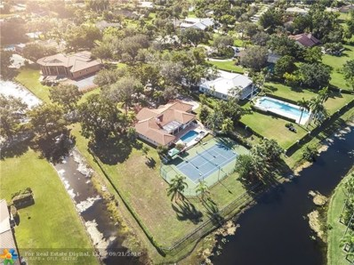 4300 NW 101st Dr, Coral Springs, FL 33065 - #: F10142165