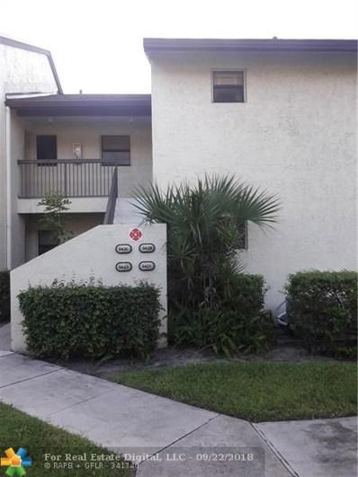 3421 Cocoplum Cir UNIT 3411, Coconut Creek, FL 33063 - #: F10142201