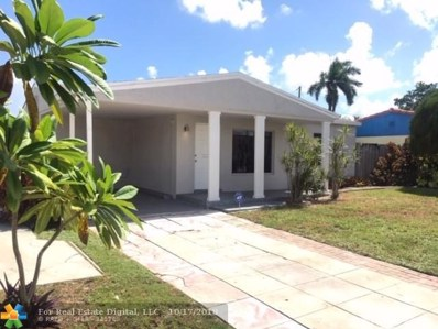 5432 NW 5th Ave, Oakland Park, FL 33309 - #: F10142602
