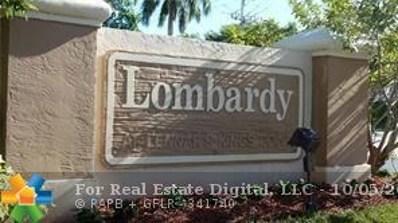 10147 Lombardy Drive UNIT 10147, Tamarac, FL 33321 - #: F10142626