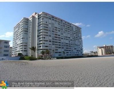 1012 N Ocean Blvd UNIT 504, Pompano Beach, FL 33062 - #: F10142916