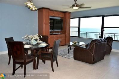 3800 Galt Ocean Dr UNIT 1010, Fort Lauderdale, FL 33308 - #: F10143279