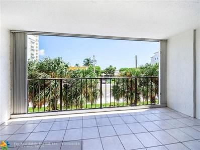 1905 N Ocean UNIT E2B, Fort Lauderdale, FL 33305 - #: F10143557