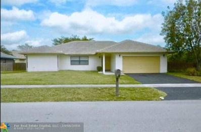 7813 Sunflower Dr, Margate, FL 33063 - #: F10143740