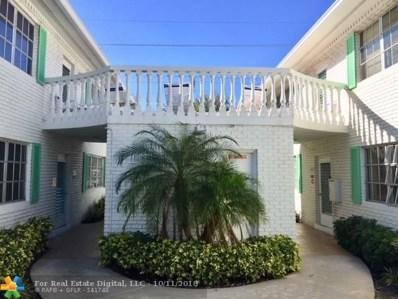 6260 NE 18th Ave UNIT 731, Fort Lauderdale, FL 33334 - #: F10145001