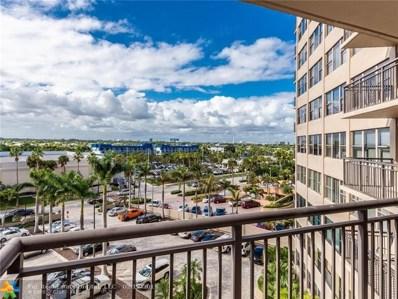 3800 Galt Ocean Dr UNIT 612, Fort Lauderdale, FL 33308 - #: F10146212